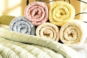 о одеялах