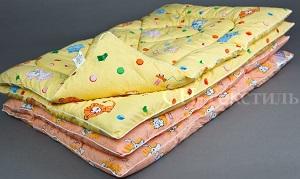 одеяло холофайбер детское