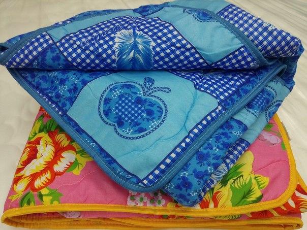 Фотография облегченного одеяла